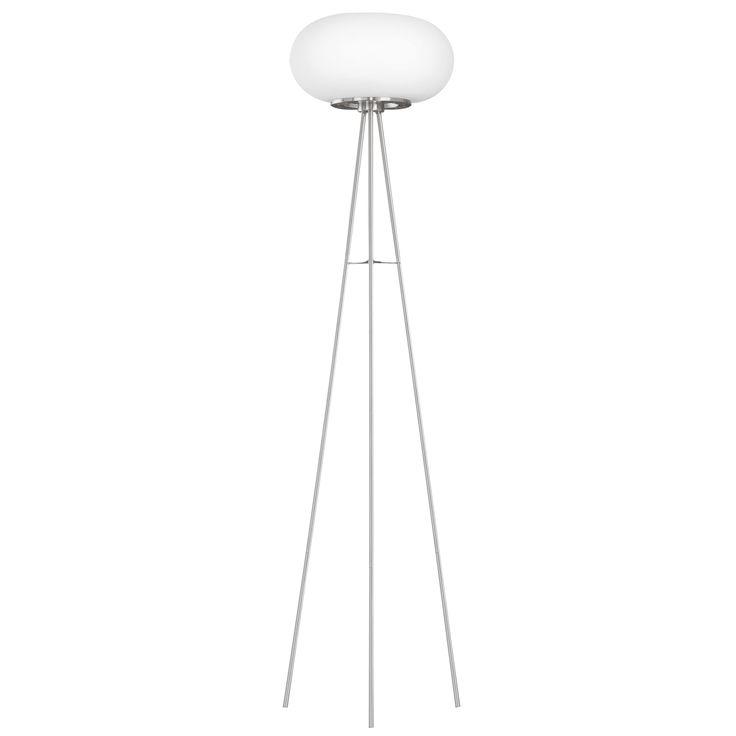Gdzie postawić lampę stojącą w salonie? #salon #lampa #lampastojaca