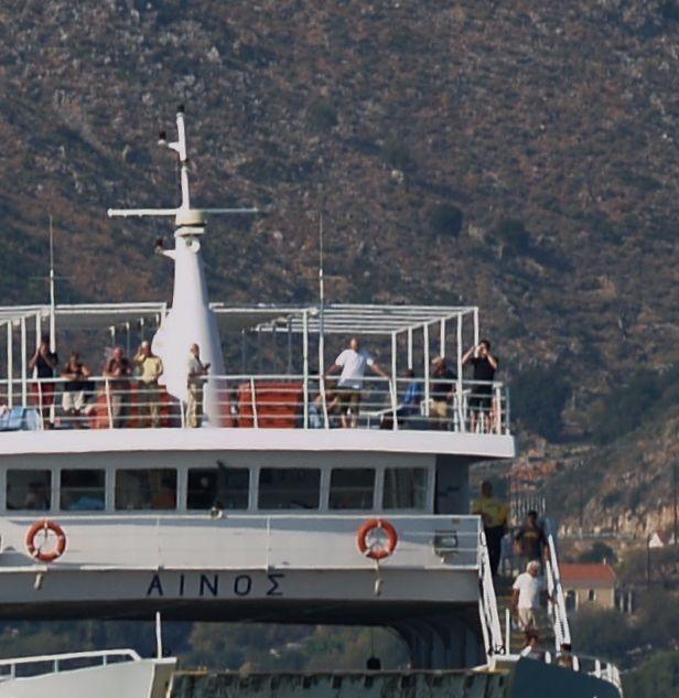 Argostoli to Lixouri Ferry