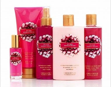 Victoria S Secret Pure Seduction Gift Set The Secret Garden Sprays And Fragrance