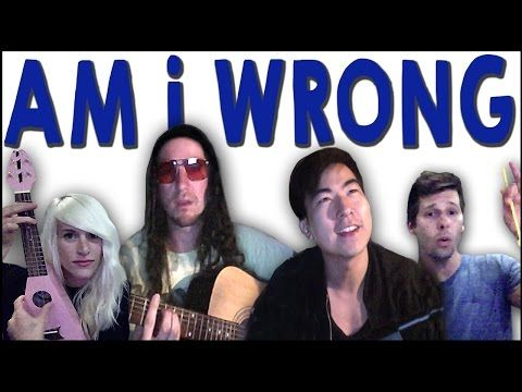 Am I Wrong - Walk off the Earth (Feat. KRNFX) - YouTube