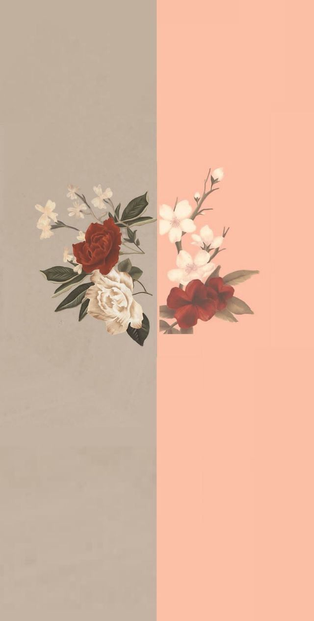 Wallpaper Phone Iphone Android Simple Aesthetic Pretty Flowers Roses Pi Wallpaper Tumblr Lockscreen Flower Phone Wallpaper Iphone Wallpaper Landscape