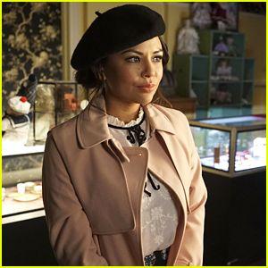 Mona Vanderwaal Had The Perfect Ending on 'Pretty Little Liars' Series Finale, Janel Parrish Says | Janel Parrish, Pretty Little Liars, Television | Just Jared Jr.