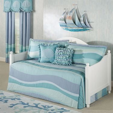 Tides Coastal Daybed Bedding Daybed Bedding Sets Daybed