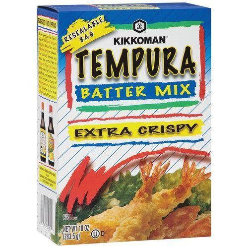 Kikkoman Tempra Extra Crispy (12x10oz)