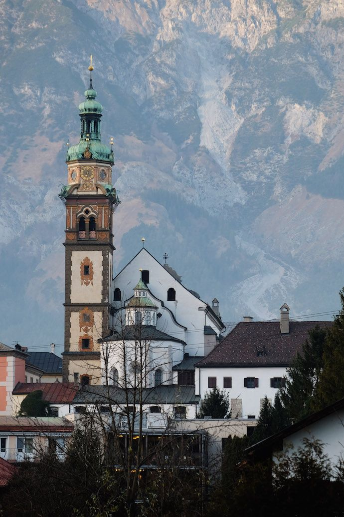 morgenmuffel.in | Hall in Tirol: Weihnachtlicher Stadtbummel | http://morgenmuffel.in