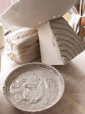 Anthony Foo - paper clay techniques - (visit antjhfoo.blogspot.com.es)