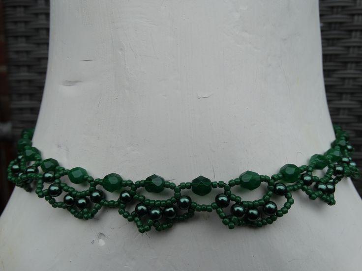 Ketting Green Emerald