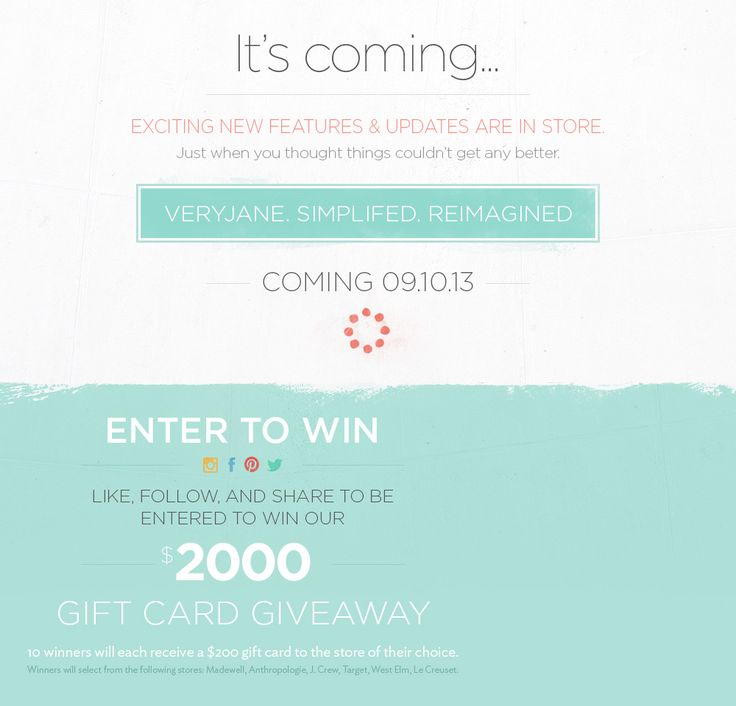 I just entered this Very Jane giveaway!