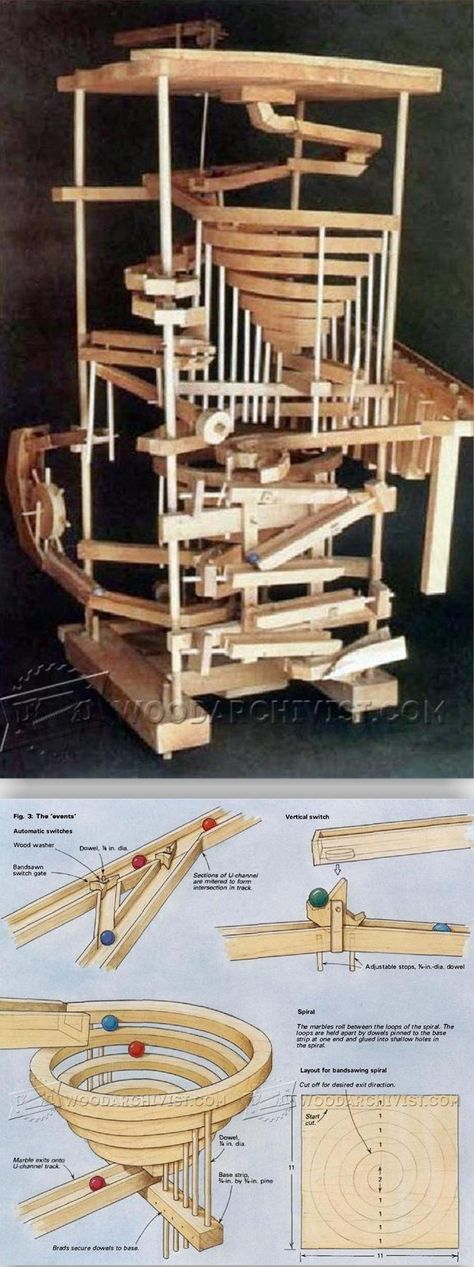 407 Best Marble Machines Images On Pinterest Marble