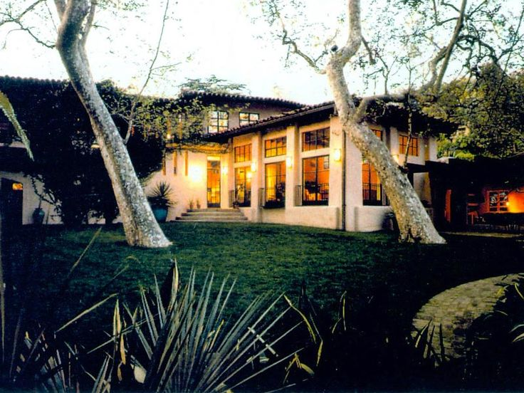 Spanish style house projects