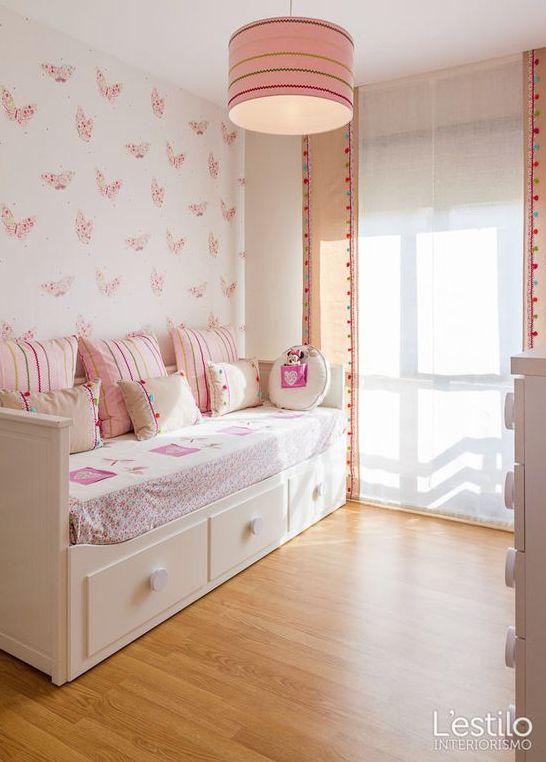Las 25 mejores ideas para dormitorios en pinterest y m s for Decoracion de cuartos para ninas grandes