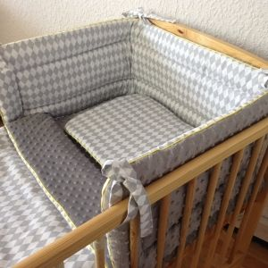 Ekskluzywny Komplet do łóżeczka