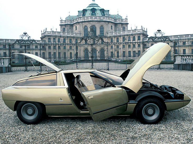 Citroen Camargue (Bertone), 1972 - Photo: Rainer W. Schlegelmilch
