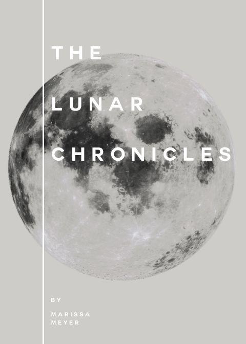 hufflevpuff:the lunar chronicles - marissa meyer