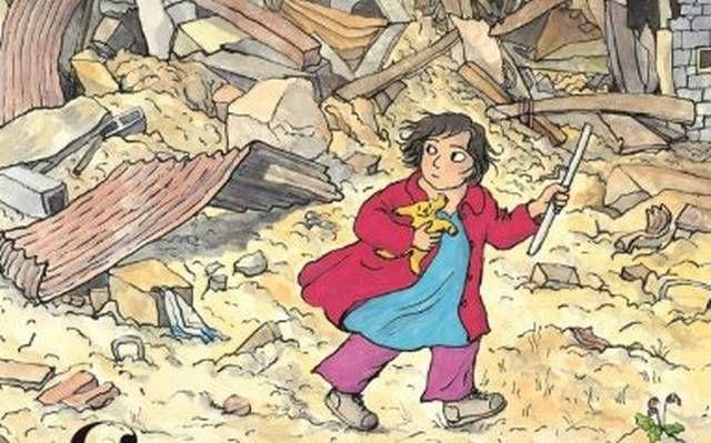 6 Livros e desenhos que explicam a crise de refugiados pra crianças!!!  :)