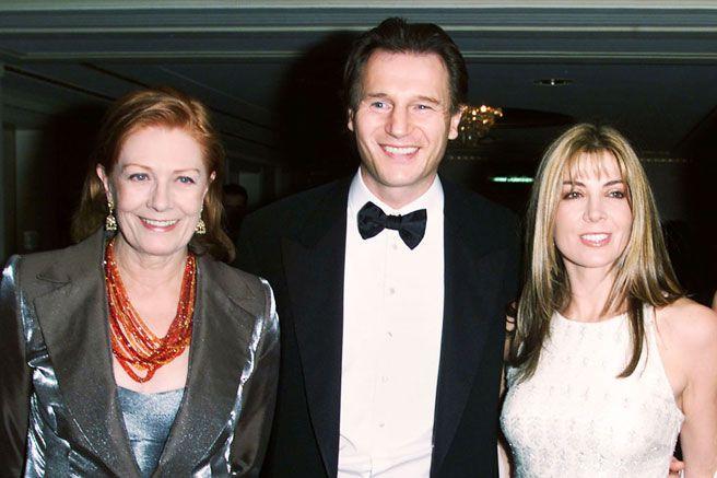 Michael Neeson Kent School The redgrave dynasty on pinterest natasha ... Michael Neeson Kent School