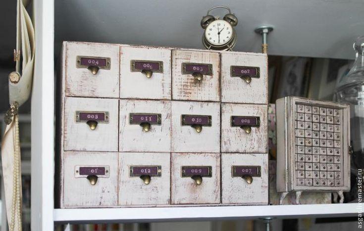 Переделываем икеевский комод в дорогую винтажную вещь - Ярмарка Мастеров - ручная работа, handmade