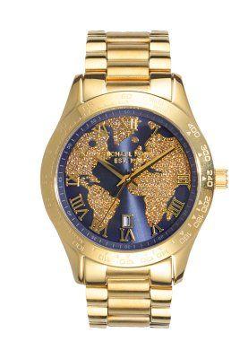 LAYTON - Uhr - gold-coloured