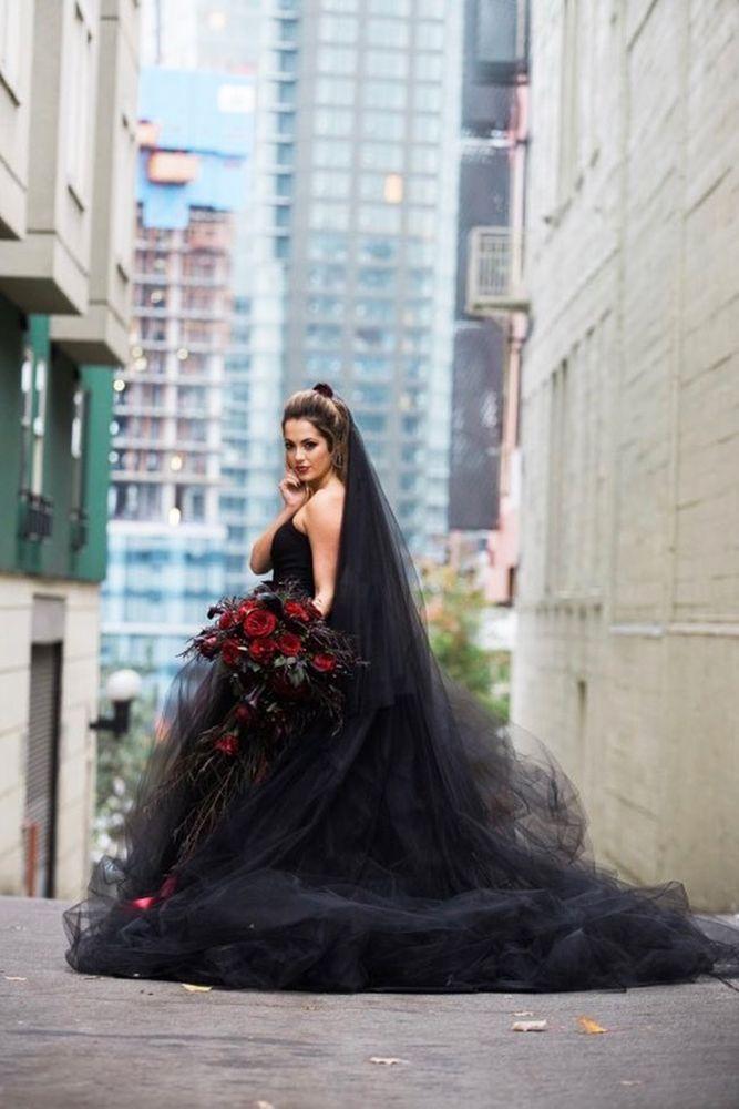 The 25 Best Halloween Wedding Dresses Ideas On Pinterest