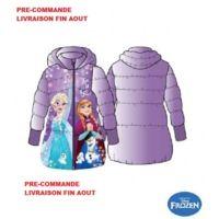 """""""PRE-COMMANDE """" Disney La Reine des neiges Doudoune  pourpre 4-10 ans collection…"""