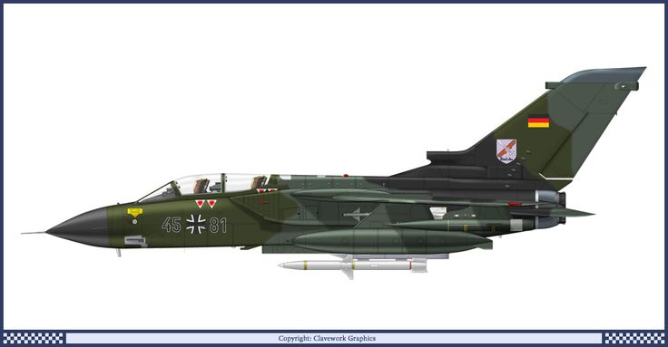 panavia tornado ids jabog 31 luftwaffe 1988 military germany pinterest