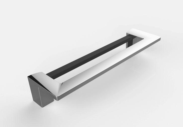 Puxador de mobiliário Projeto Notus Design e Traço Brasil