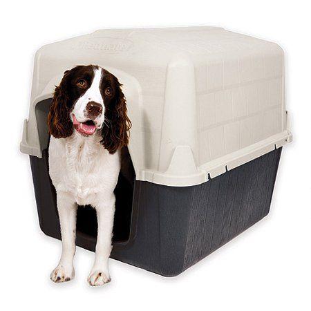 Petmate Barnhome Dog House Medium 32 Inch X 26 Inch X 24 Inch