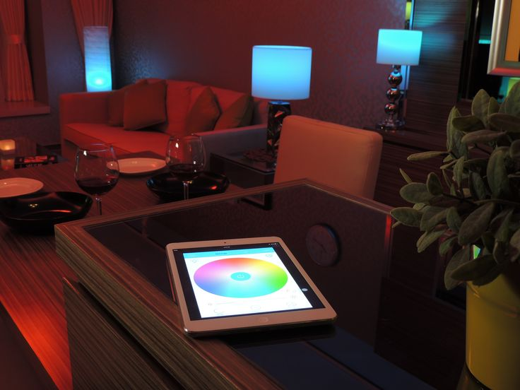 Delight Your Life with Revogi Smart Light Bulb and Delite App!Bring romance and colors into your interior at your finger tap! #Bluetooth #SmartLighting #Decoration #LivingRoom #IndoorDesign #DIY