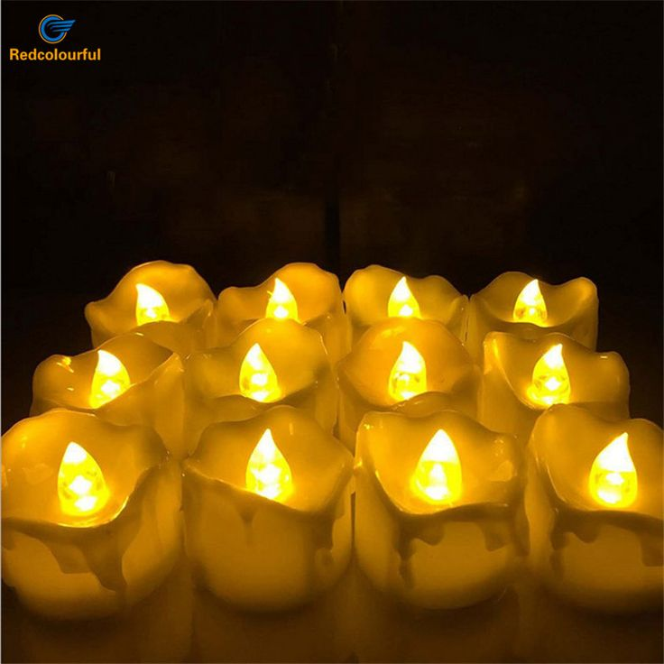 How to learn to Original Price US $15.69 Sale Price US $9.57 AsyPets 12 pcs Decorative LED Candle Flickering Flameless LED Tea light Flicker Tea Party Wedding Candels Home Decoration 40 in 1 hour #Candles#Holders