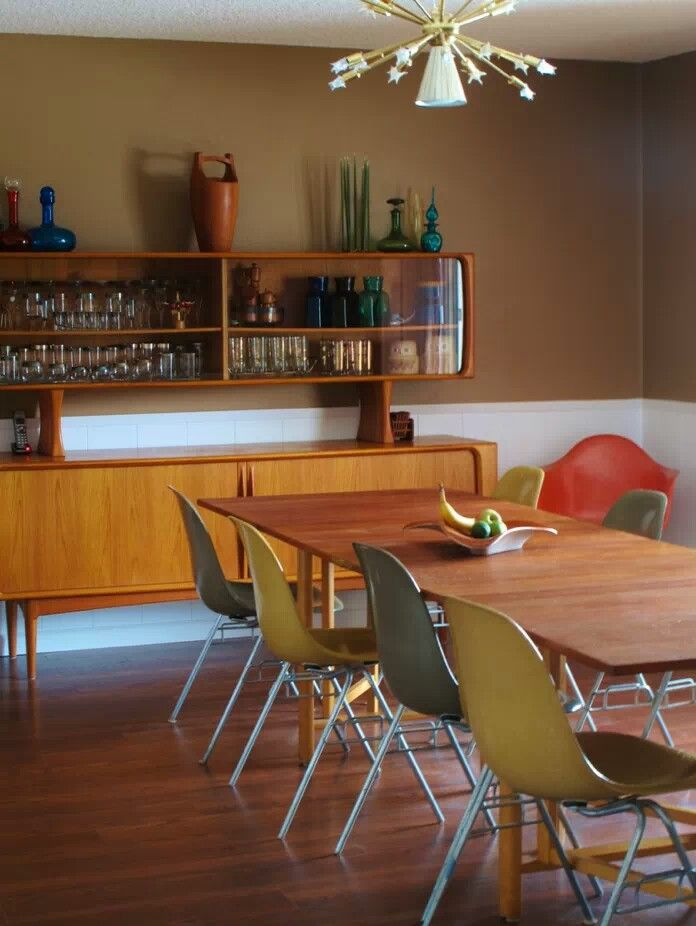Best Midcentury Dining Sets Ideas On Pinterest Mid Century