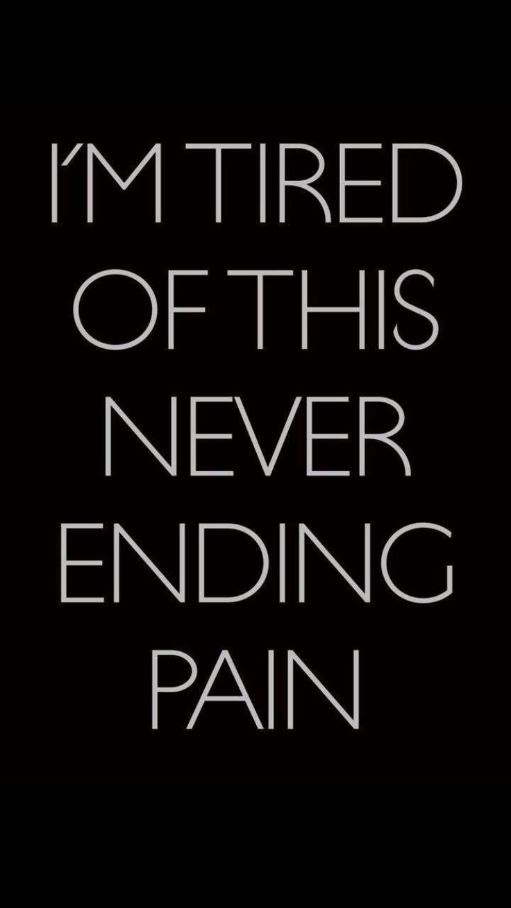 Quotes Pain 82 Best Chronic Pain Quotes Images On Pinterest  Sad Sayings
