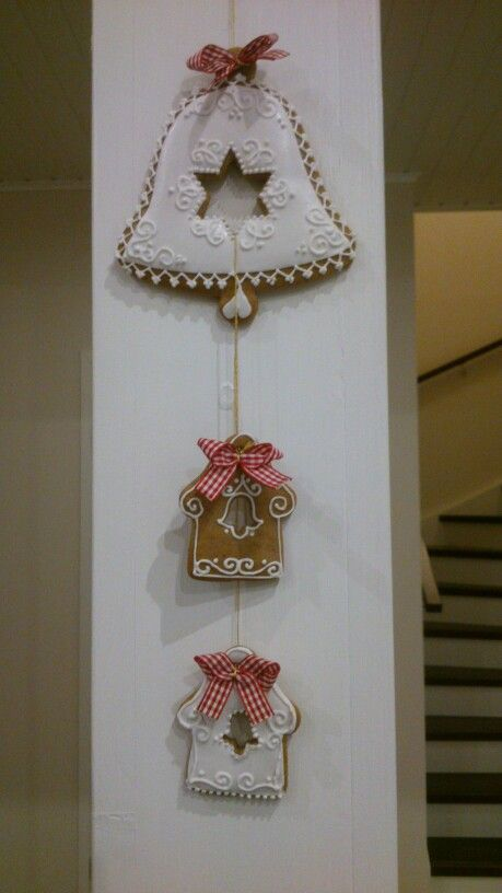 Cute Gingerbread Decoration