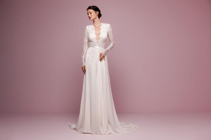 Daalarna Couture-Kleid erhältlich bei SIÖ-Dam Frankfurt eventuell auch bei Viktoria Rüsche - von Daalarna gibt es einige tolle Kleider, die in Frage kommen würden