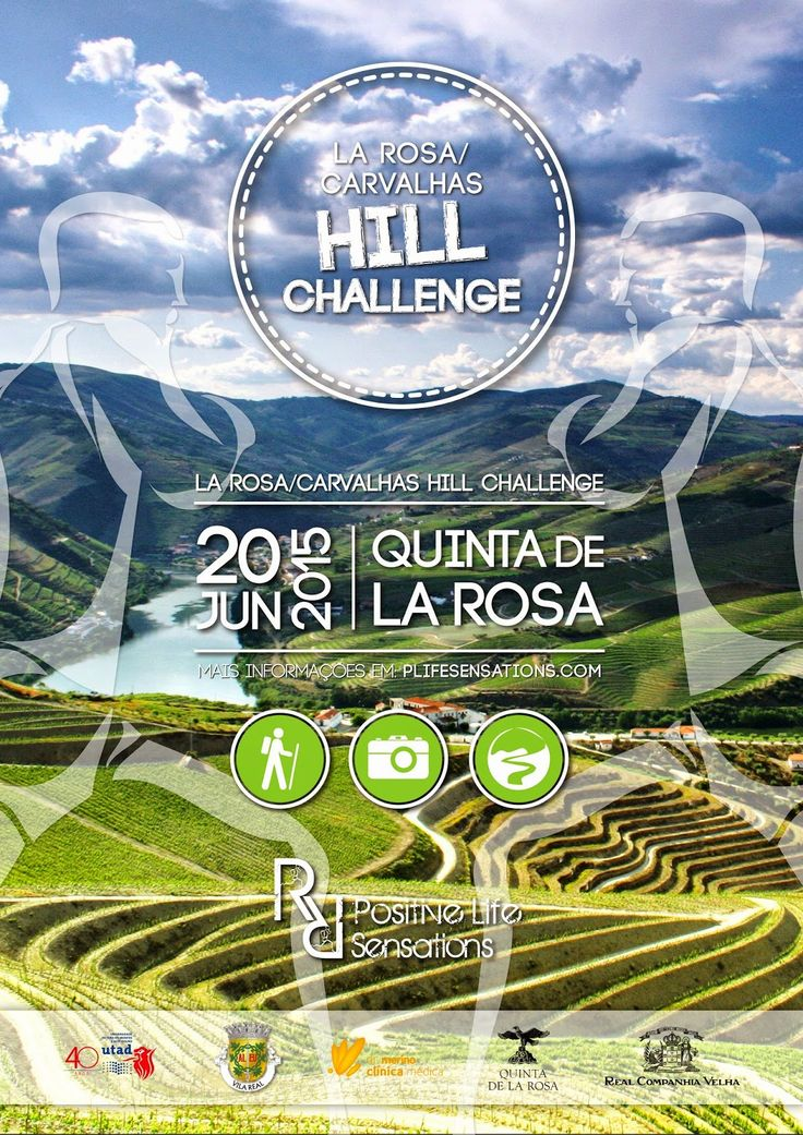 Reserva Recomendada: Divulgação: La Rosa-Carvalhas Hill Challenge: prova de biatlo no Douro a 20 de Junho - http://reservarecomendada.blogspot.pt/2015/05/divulgacao-la-rosa-carvalhas-hill.html