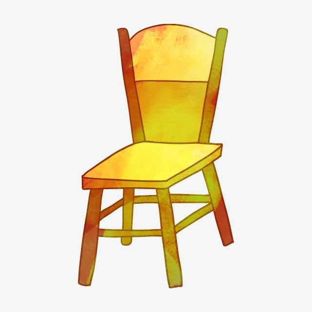 Yellow Square Cartoon Chair Yellow Chair Stool Exquisite Chair Png Transparent Clipart Image And Psd File For Free Download In 2020 Yellow Chair Chair Hand Painted Chairs
