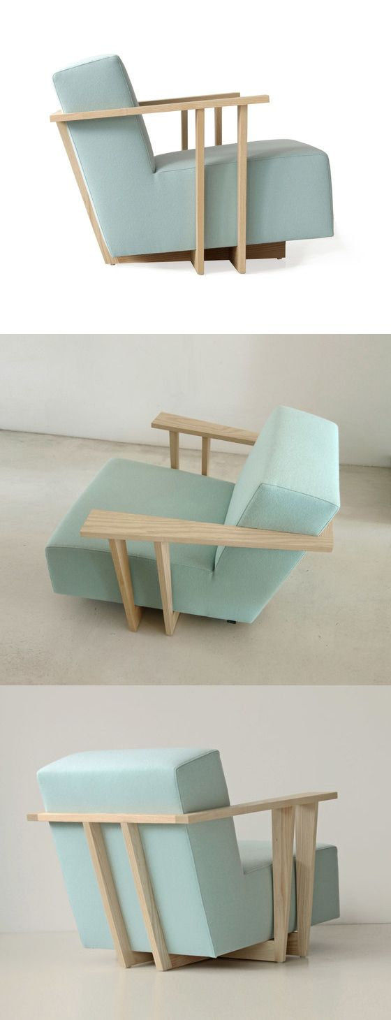 Neil David F2 Armchair | ELLE Decoration NL