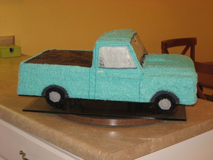 Chevy Truck Grooms Cake Cakes Pinterest Chevy And Cakes