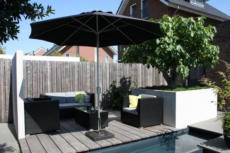 1000 images about tuin op pinterest tuinen tuin en kleine tuinen - Tuin ontwerp exterieur ontwerp ...