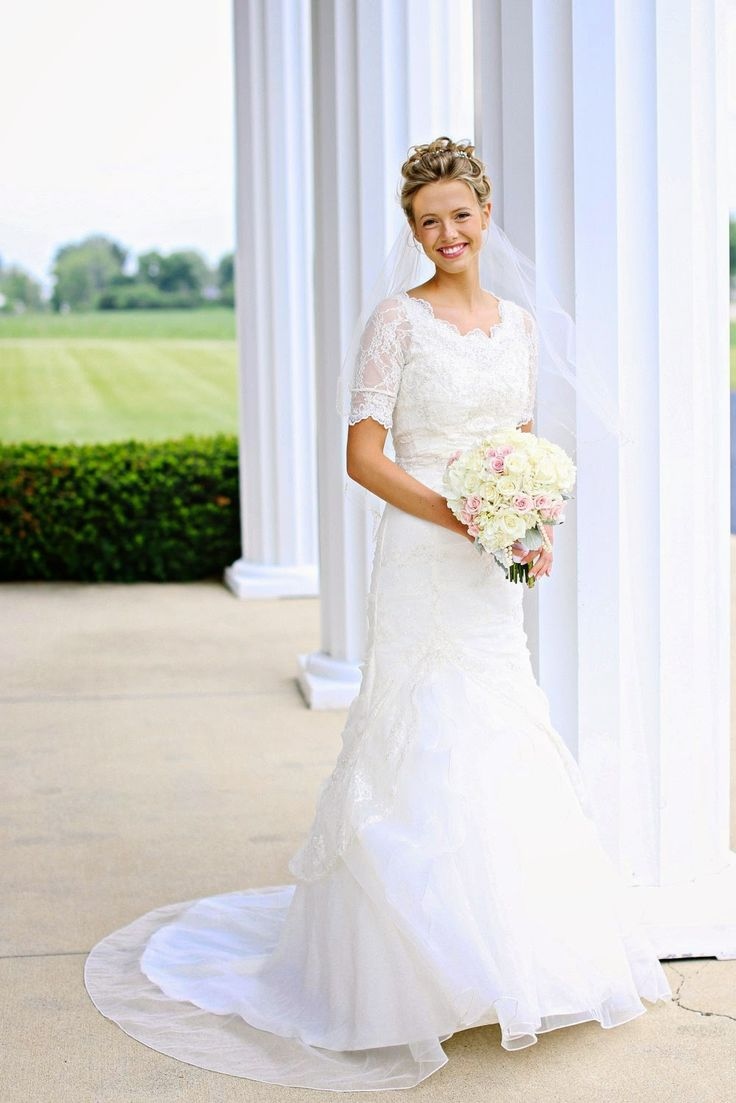 Behind The Scenes Of A Wedding Dress Alteration The