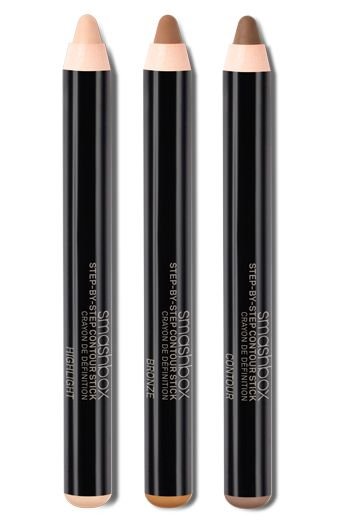 STEP-BY-STEP CONTOUR STICK TRIO by Smashbox : I've heard so many good things about this! It's blendable and easy to use, definitely worth the investment!