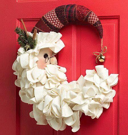 DIY Santa Claus Sewing Patterns and Ideas16