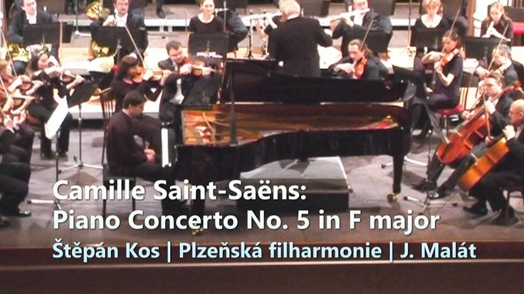 Saint-Saëns: Piano Concerto No. 5 (The Egyptian) in F major, Op. 103 | K...