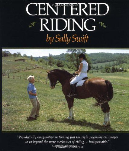 Centered Riding (A Trafalgar Square Farm Book) by Sally Swift. My copy is so dog eared from reading and rereading! Don't ask to borrow it though, mine is signed by Sally!