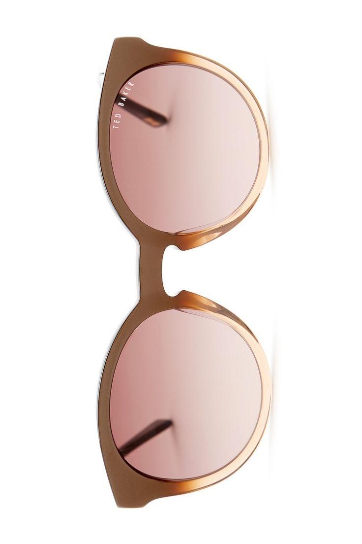 Ted Baker cat eye sunglasses.