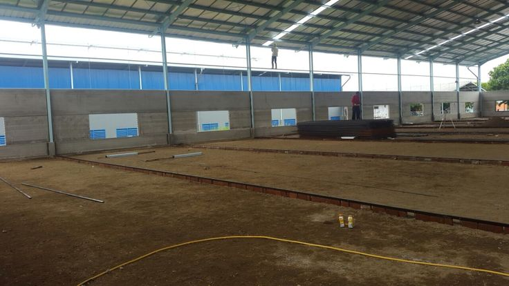 Project Mr Ricky - Hollow Core Wall - Bandung
