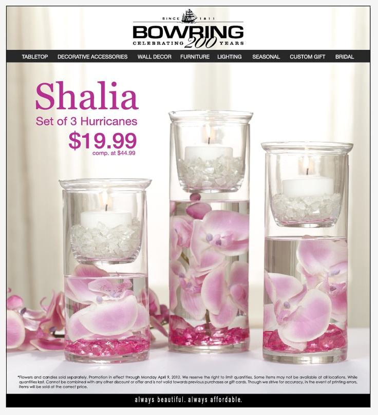 bowring home decor great idea for decoration shalia set of 3 10124