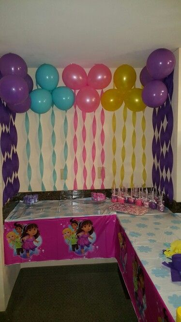 26 best Dora and Friends into the city birthday party images on