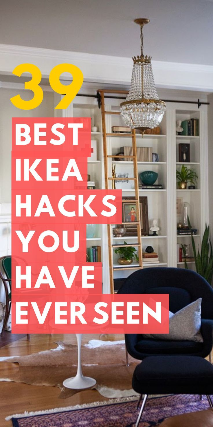 39 Ikea Hack Ideas That Are Simple And