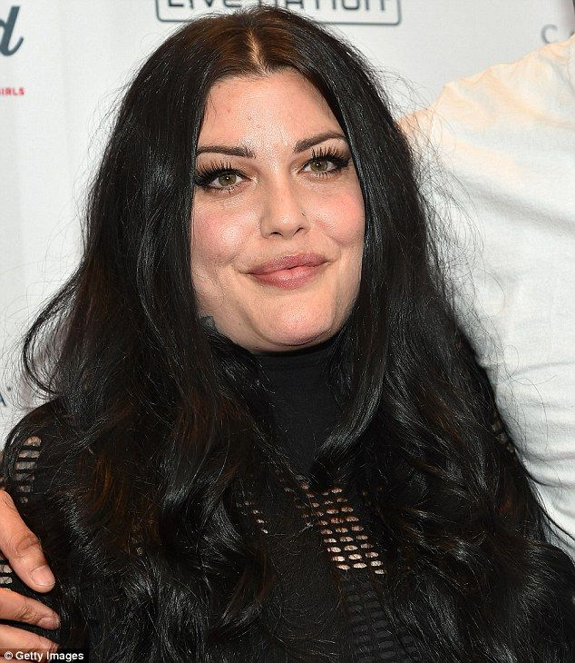 Furious: Mia Tyler, daughter of Aerosmith frontman Steve Tyler, has hit out at celebrities who  endorse 'weight-loss' teas on their social media accounts
