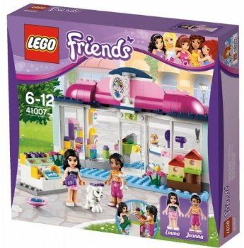 LEGO Friends 41007 Heartlake Pet Salon
